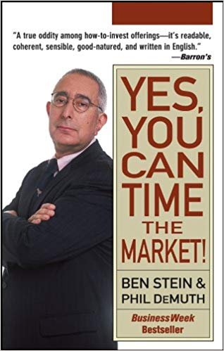 Yes You Can Time the Market!